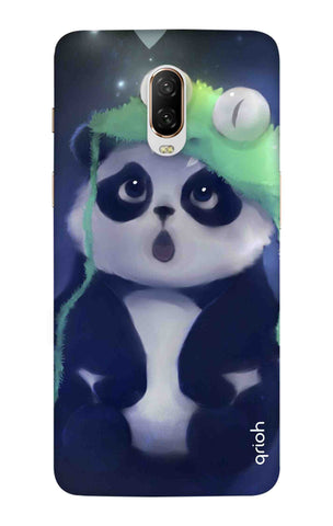 Baby Panda OnePlus 6T Cases & Covers Online
