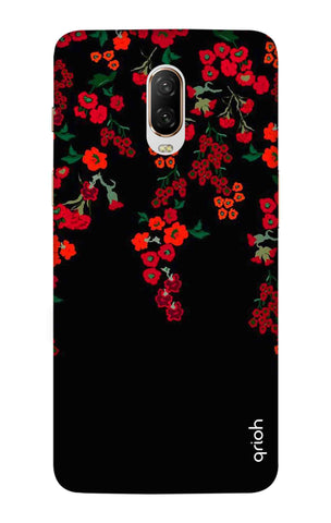 Floral Deco OnePlus 6T Cases & Covers Online