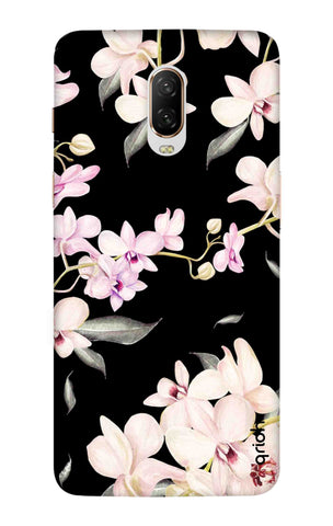 Seamless Flowers OnePlus 6T Cases & Covers Online