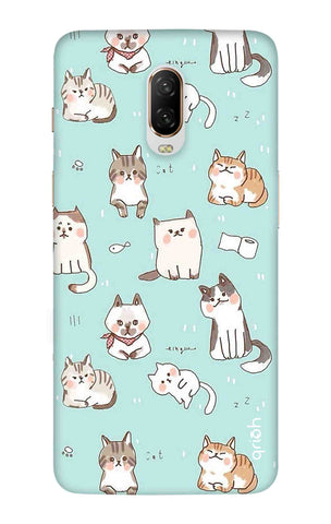 Cat Kingdom OnePlus 6T Cases & Covers Online