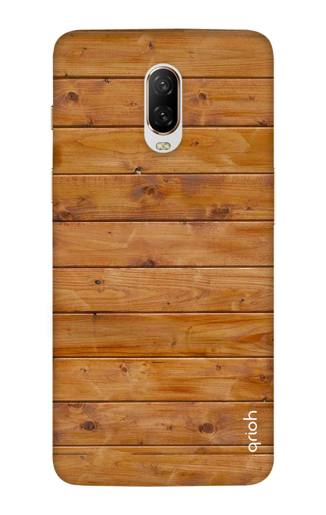 new styles 83aec 80ec5 Natural Wood Case for OnePlus 6T
