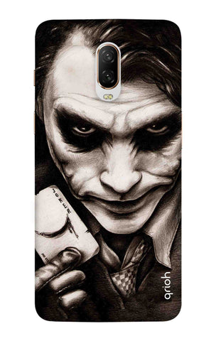 Why So Serious OnePlus 6T Cases & Covers Online