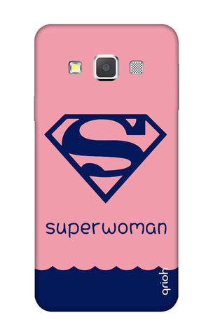 Be a Superwoman Samsung A3 Cases & Covers Online