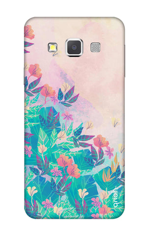 Flower Sky Samsung A3 Cases & Covers Online