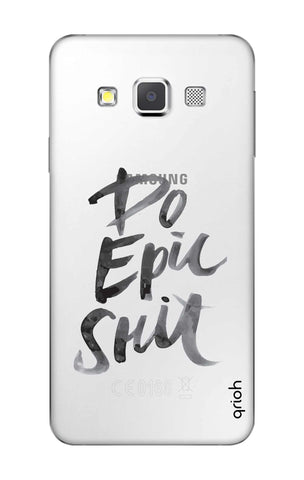 Do EPIC Shit Paint Samsung A3 Cases & Covers Online