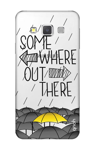 Somewhere Out There Samsung A3 Cases & Covers Online