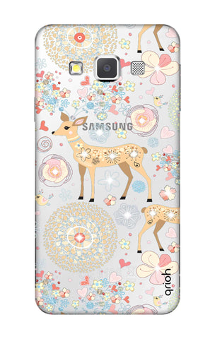 Bling Deer Samsung A3 Cases & Covers Online