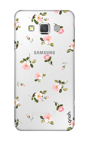 Pink Rose All Over Samsung A3 Cases & Covers Online