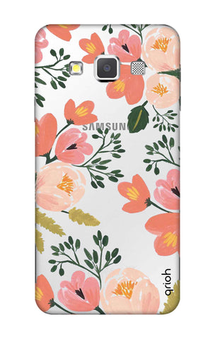 Painted Flora Samsung A3 Cases & Covers Online