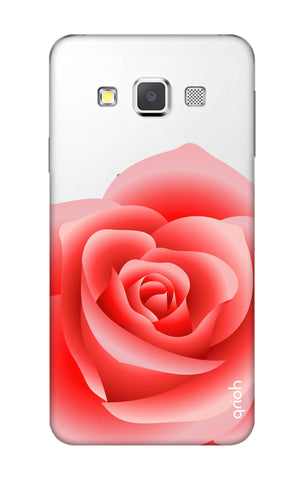 Peach Rose Samsung A3 Cases & Covers Online