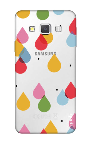Colourful Drops Samsung A3 Cases & Covers Online