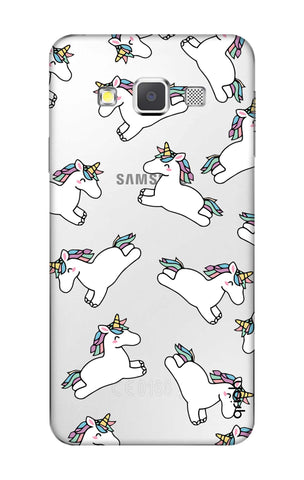 Jumping Unicorns Samsung A3 Cases & Covers Online
