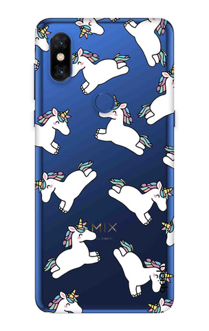 Jumping Unicorns Xiaomi Mi Mix 3 Cases & Covers Online
