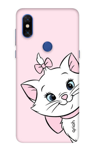 Cute Kitty Xiaomi Mi Mix 3  Cases & Covers Online