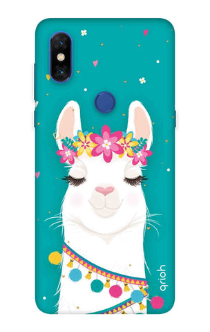 Cute Llama Xiaomi Mi Mix 3  Cases & Covers Online