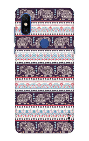 Elephant Pattern Xiaomi Mi Mix 3  Cases & Covers Online