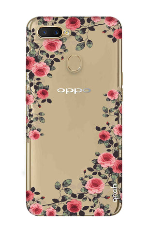 Floral French Oppo A7 Cases & Covers Online