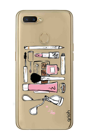 Make Up Tool Kit Oppo A7 Cases & Covers Online