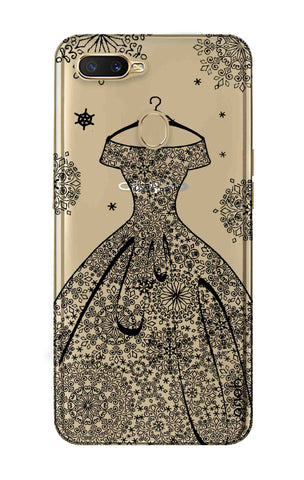 Wedding Gown Oppo A7 Cases & Covers Online