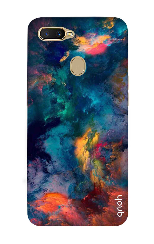 online store 44244 327df Cloudburst Case for Oppo A7