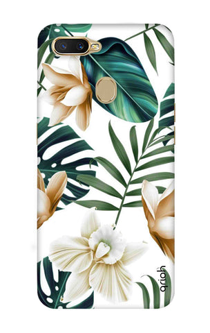 Group Of Flowers Oppo A7 Cases & Covers Online