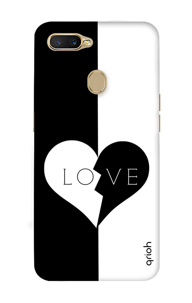 the best attitude d6d49 e6703 Love Case for Oppo A7