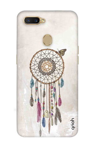 Butterfly Dream Catcher Oppo A7 Cases & Covers Online
