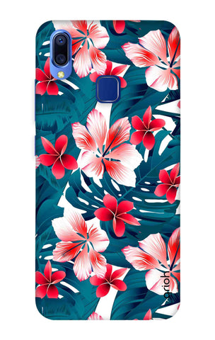 Floral Jungle Vivo Y95 Cases & Covers Online