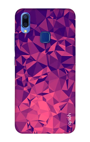 Purple Diamond Vivo Y95 Cases & Covers Online