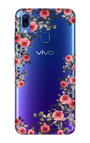 Floral French Vivo Y95 Cases & Covers Online