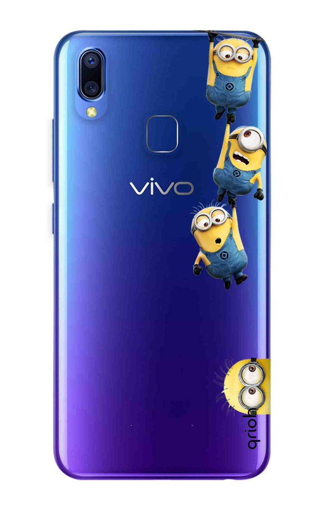 check out c9930 eef1e Falling Minions Case for Vivo Y95