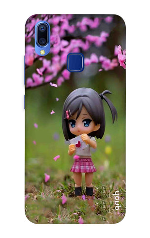 Cute Girl Vivo Y95 Cases & Covers Online