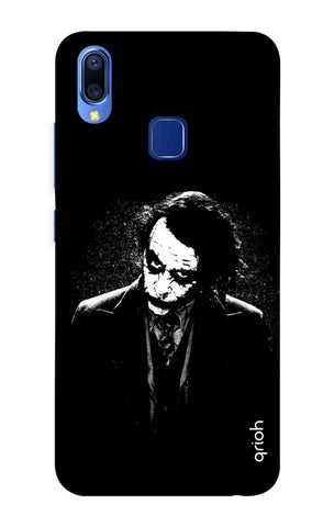 Black Satan Vivo Y95 Cases & Covers Online