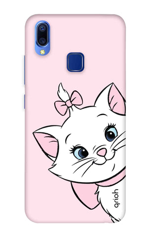 Cute Kitty Vivo Y95 Cases & Covers Online