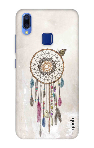 Butterfly Dream Catcher Vivo Y95 Cases & Covers Online
