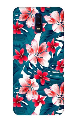 Floral Jungle Oppo R17 Cases & Covers Online
