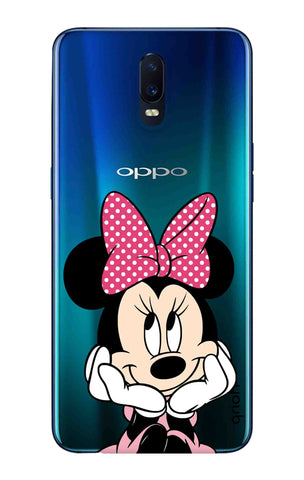 Minnie In Deep Thinking Oppo R17 Cases & Covers Online