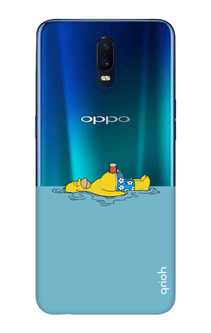 Simpson Chill Oppo R17 Cases & Covers Online