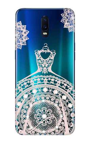 Bling Wedding Gown Oppo R17 Cases & Covers Online