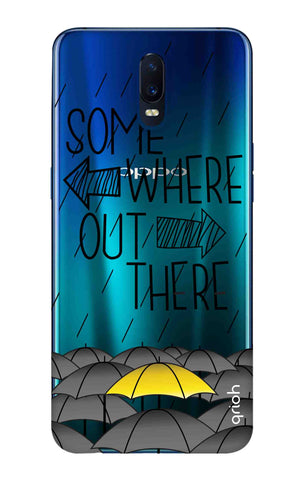 Somewhere Out There Oppo R17 Cases & Covers Online