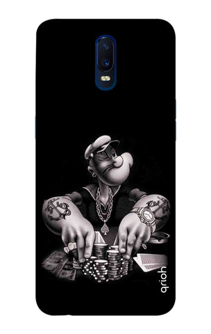 Rich Man Oppo R17 Cases & Covers Online