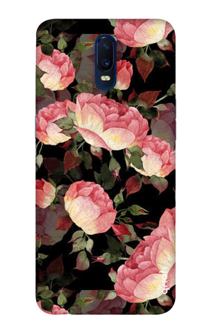 Watercolor Roses Oppo R17 Cases & Covers Online