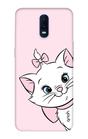 Cute Kitty Oppo R17 Cases & Covers Online