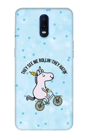 Rollin Horse Oppo R17 Cases & Covers Online