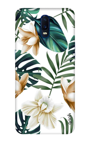 Group Of Flowers Oppo R17 Cases & Covers Online