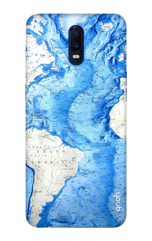 World Map Oppo R17 Cases & Covers Online