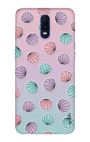 Gradient Flowers Oppo R17 Cases & Covers Online