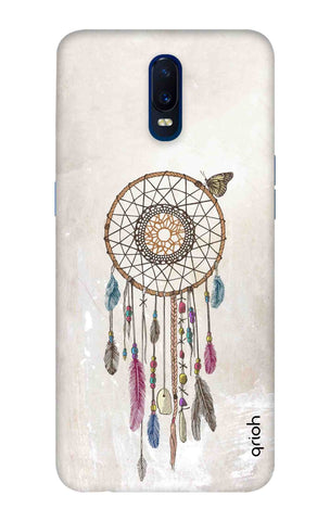 Butterfly Dream Catcher Oppo R17 Cases & Covers Online