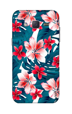 Floral Jungle Samsung J2 Cases & Covers Online