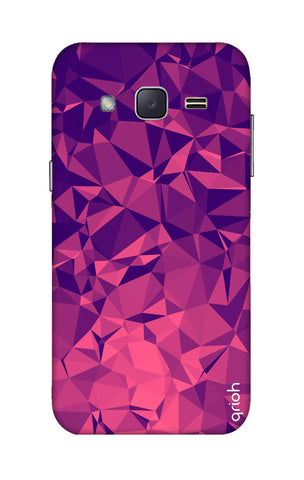 Purple Diamond Samsung J2 Cases & Covers Online